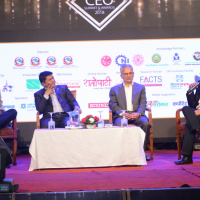 Nepal CEO Summit Panel discussion